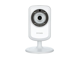 D-Link DCS-933L Wireless N Cloud Kamera + Repeater