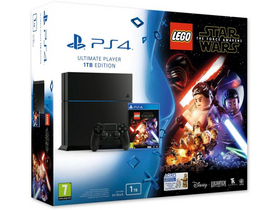 Consola PlayStation 4 1TB + Lego Star Wars The Force Awakens