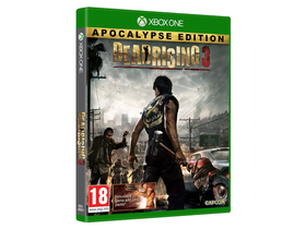 Dead Rising 3 Xbox One softver igra