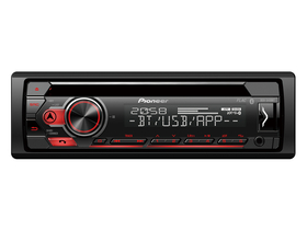 Pioneer DEH-S410BT USB Bluetooth auto radio
