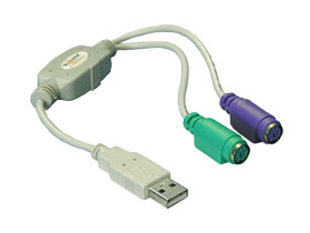Delock 61244 USB -> PS/2 konverter