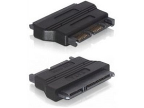 Delock 61694 Adapter SATA (22 pini female) /Slim SATA (13 pini male) adaptor