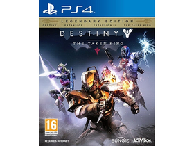 Software joc Destiny Legendary Edition PS4