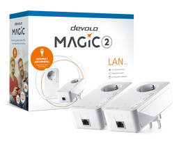 Devolo Magic 2 LAN 1-1-2 Starter Kit hálózati adapter