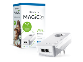 Devolo Magic 2 WiFi 2-1-1 Addition adapter