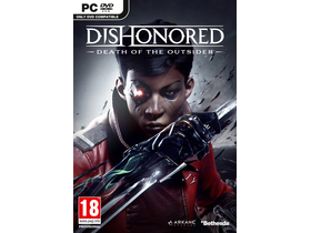 Dishonored: Death of the Outsider PC játékszoftver