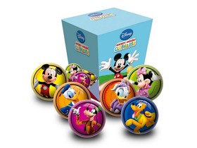 Disney Mickey Clubhouse míč , 6 cm