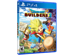 Square Enix Dragon Quest Builders 2 PS4 játékszoftver