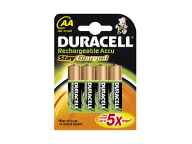 Duracell Active Charge 2000mAh AA 4ks