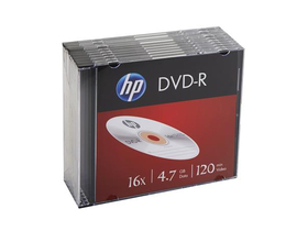 HP 4,7GB, 16x DVD-R disk