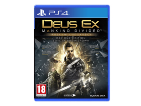 Deus Ex: Mankind Divided PS4 hry
