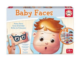 Puzzle Educa Faces baby
