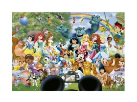 Educa Disney  The marvellous World of Disney, 1000 komada