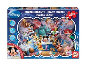 Educa Disney Mickey's Dream puzzle, 250 komada