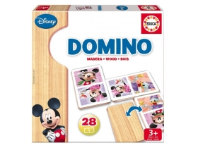 Домино Educa Disney Mickey