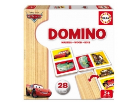 Educa Disney Cars drveni domino