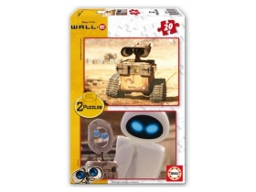Puzzle Educa Disney Wall-E, 2x20 buc.