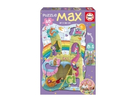 Puzzle Educa Princess, baby 48 buc.
