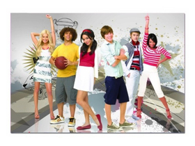 Educa High School Musical puzzle, 500 ks