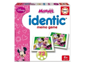 Educa Identic Disney Minnie Mouse igra memorije, 72 komada