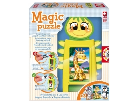 Educa Puzzle magic, omida