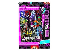 Educa Monster High puzzle, Počet dílků: 500ks