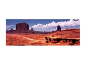 Puzzle Educa Monument Valley panorama, 1000 buc.