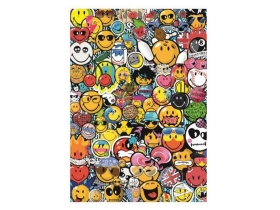 Puzzle Educa Smiley World, 1000 buc.