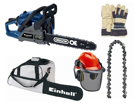 Einhell BG-PC 1235 Kit benzinaš set lančane pile