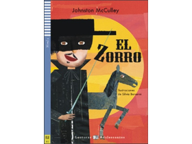 Johnston McCulley - El Zorro + CD