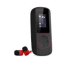 Energy Clip 8GB Bluetooth MP3-Player, coral