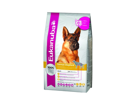 Eukanuba Breed German Shepherd suha hrana, 2,5kg