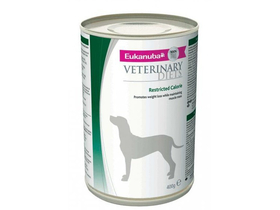 Eukanuba Restricted Calories orvosi diétás konzerv, 0,4kg (EVD889)