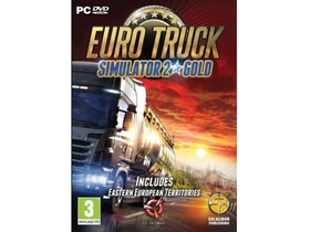 Euro Truck Simulator 2 Gold Edition  PC