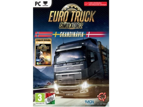 Joc software Euro Truck Simulator 2 Scandinavia  PC