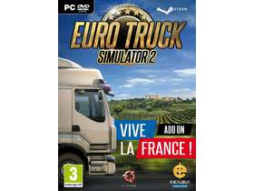 Euro Truck Simulator 2 Vive La France! PC igra