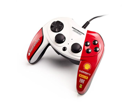 Thrustmaster F1 Dual analog Ferrari 150th Italia Exclusive Edition PC gamepad