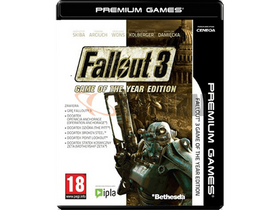 Fallout 3 Game Of The Year PC játékszoftver