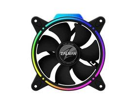Zalman Case  ZM-RFD120A Addressable RGB ventilátor