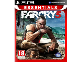Far Cry 3 Essentials  PS3 hrací softvér