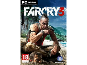 UBE Far Cry 3 PC hrací softvér