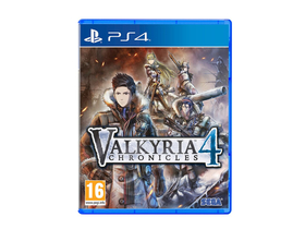 Sega Valkyria Chronicle 4 Launch Edition PS4 játékszoftver