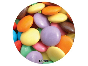 Mousepad  Fellowes Brite™, smarties