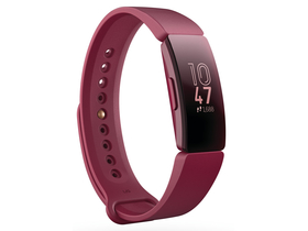 Fitbit Inspire smart náramok, sangria (FB412BYBY)
