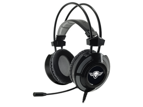 Spirit of Gamer slušalice ELITE-H70 Black 7.1, mikrofon, crna