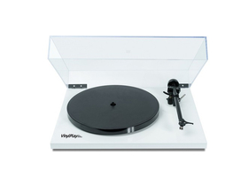 Flexson VinylPlay Digital turntable gramofon, silver