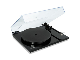 Flexson VinylPlay Digital turntable gramofon, crna