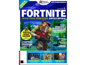 Fortnite bookazine 1.