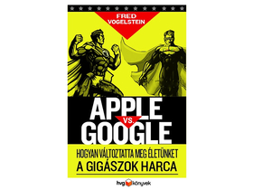 Fred Vogelstein - Apple vs Google