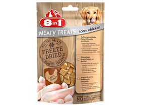 8in1 Meaty Treats награда за кучета, 100% пилешко